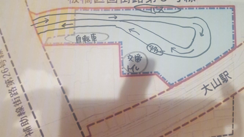 駅前広場 ロータリーイメージ