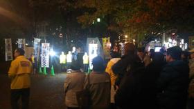 国民民主党東京連続街宣2